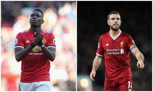 Battle of midfielders