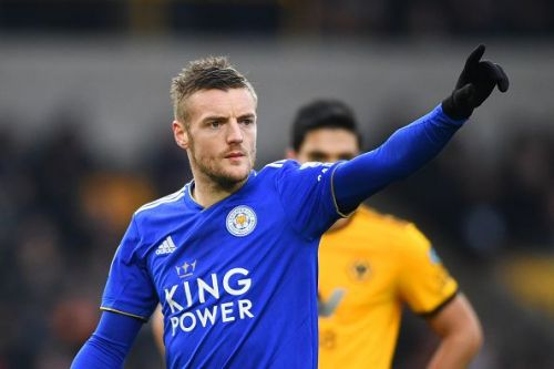 Leicester City and Jamie Vardy are struggling at the moment