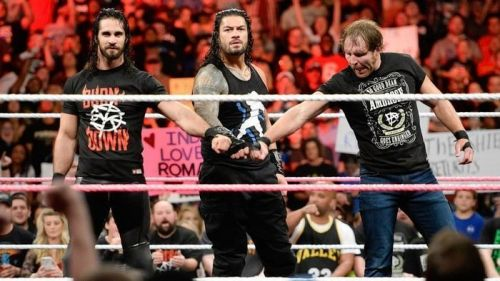 The Shield is one of the most entertaining factions of all time