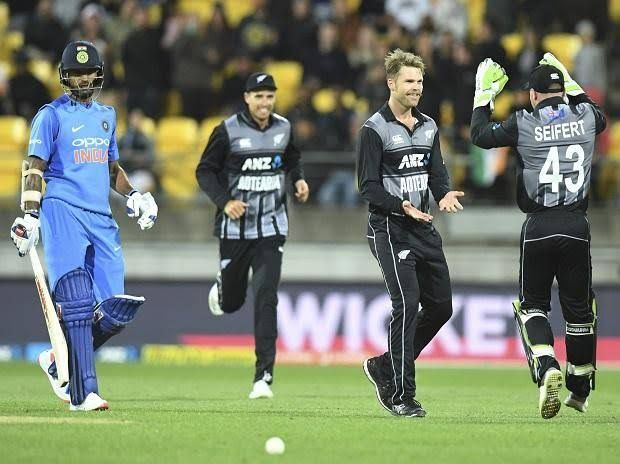 Kiwis humiliated India by 80 runs in the series opener