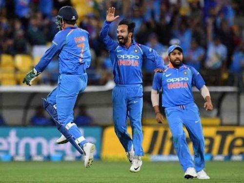 India claims the ODI series 4-1