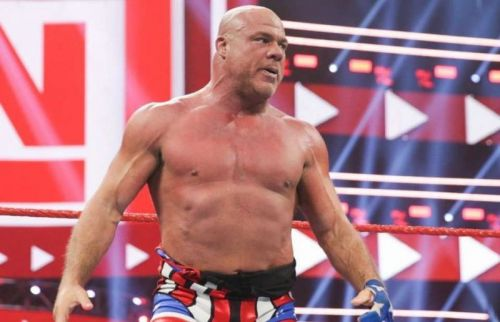 Kurt Angle's struggles inside the ring have been very apparent