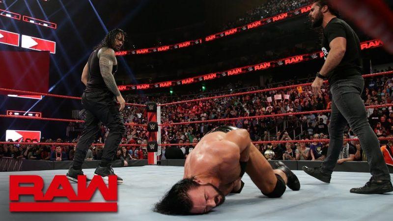 WWE recently teased a Shield reunion