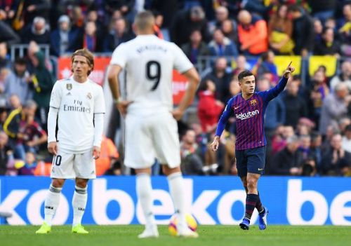 FC Barcelona v Real Madrid CF - More than just a derby.