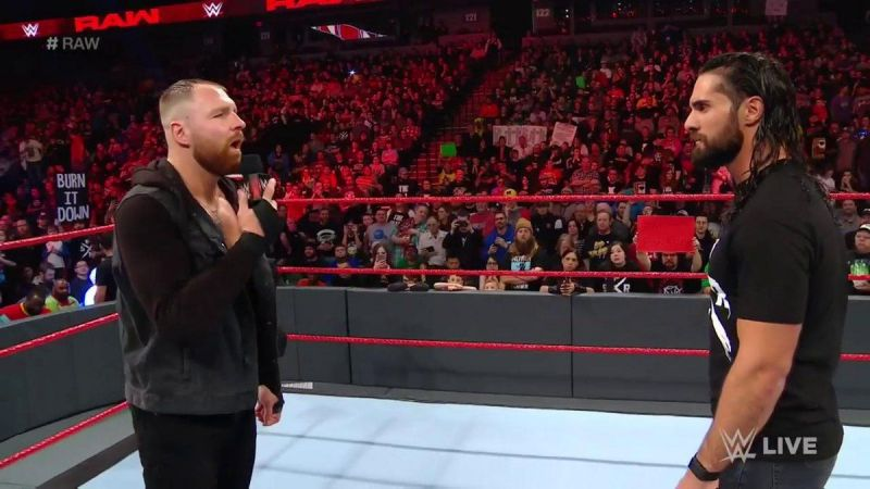 Why did Dean Ambrose turn into a babyface once again?