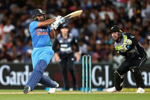 NRohit Sharma will be instrumental to India's hopes in the upcoming World Cup.