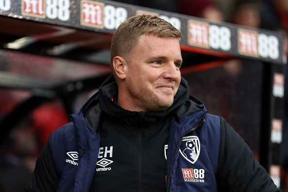 Howe has taken Bournemouth to dizzying heights