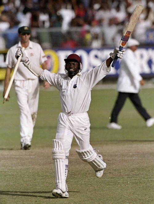 Brian Lara cemented his legacy as a true legend of the game