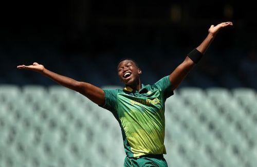 Lungi Ngidi returns after a lengthy injury lay-off