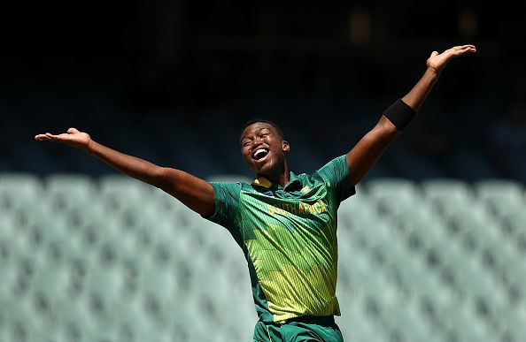 Lungi Ngidi returns after a lengthy injury lay-off