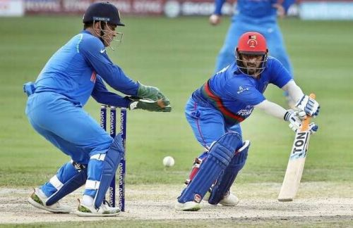 India vs Afghanistan in the 2018 Asia Cup