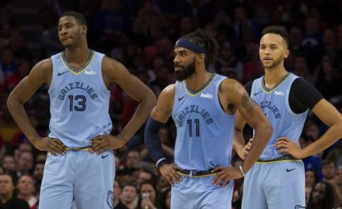 Memphis Grizzlies led the West for a very brief moment in time this season.