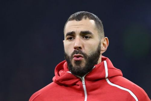 It seems Karim Benzema has risen to the occasion