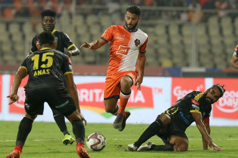 The Blasters shot themselves on the foot with poor defending (Photo: ISL)