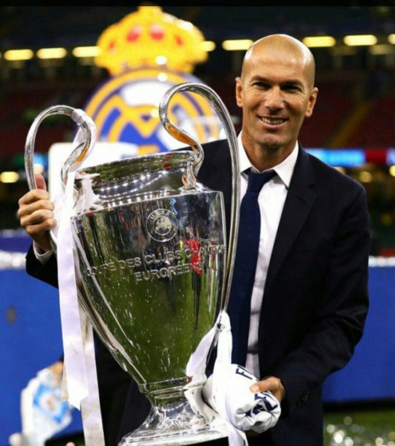 Less Luck, more genius: Zinedine Zidane's managerial stint with Real Madrid