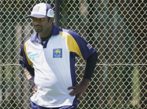 Muttiah Muralitharan was in action for about 18 years