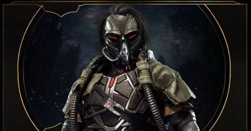 Mortal Kombat's quick carving killer has returned
