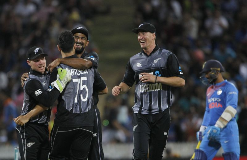 Newzeland won by 4 runs