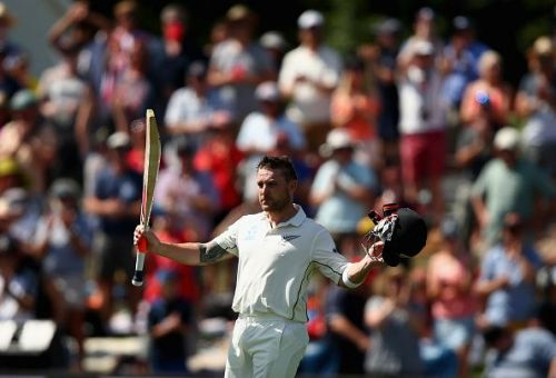 New Zealand v Australia - 2nd Test: Day 1