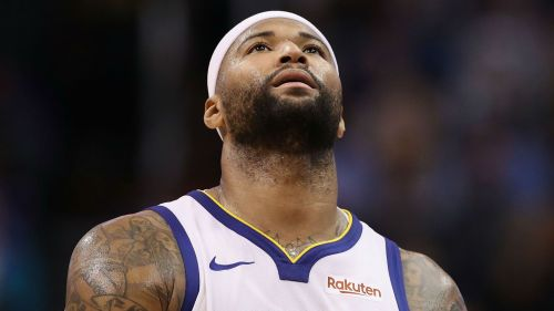 DeMarcus Cousins - cropped