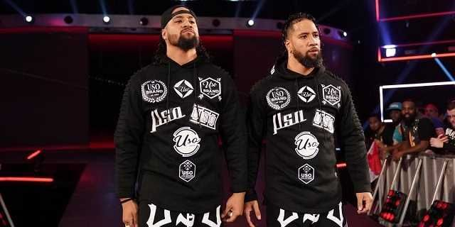 The Usos became four-time SmackDown Tag Team Champions at Elimination Chamber