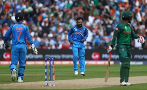 Bangladesh v India - ICC Champions Trophy Semi Final