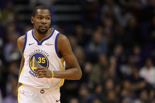 Kevin Durant will be the key for the Warriors during this road-trip