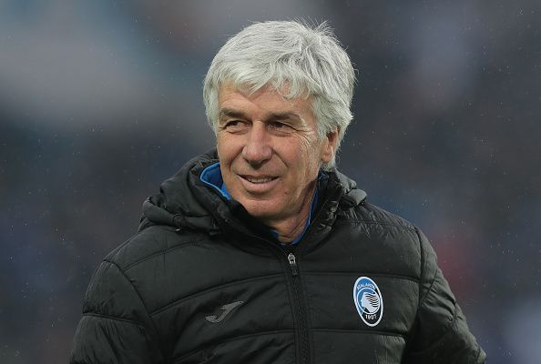 Gian Piero Gasperini has a full-strength squad at this disposal