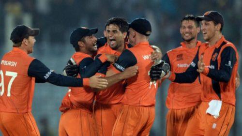 The Netherlands aim To Quadrangular Series Title.