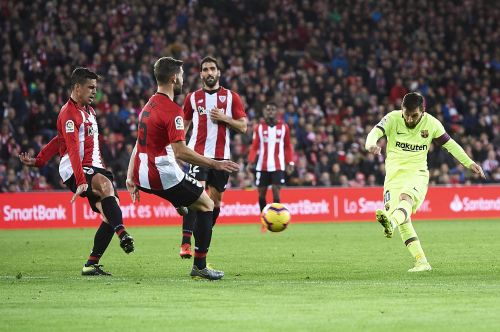 Athletic Bilbao frustrate Barcelona with a show of resilience