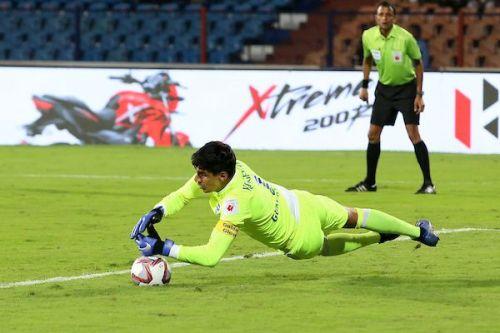 Gurpreet Singh Sandhu of Bengaluru FC