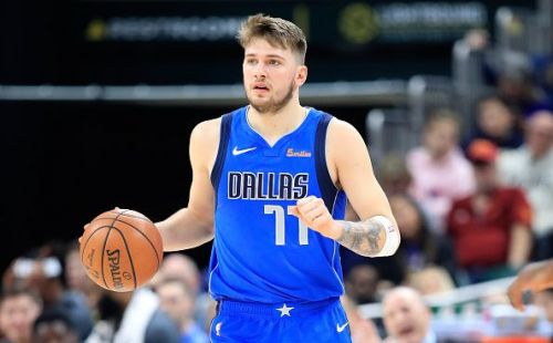 Luka Doncic's impressive rookie season continues