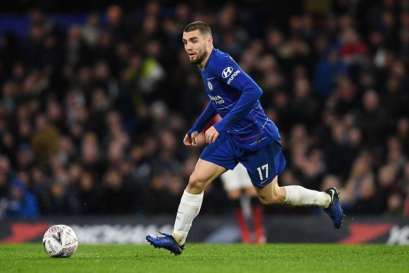 Kovacic wants to stay in England.