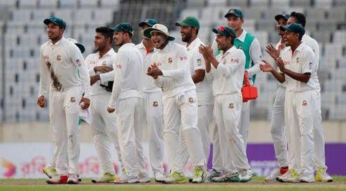 Bangladesh aim to end their overseas test drought.