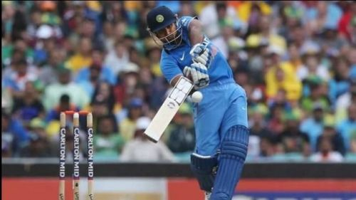 Ambati Rayudu has scored some runs but he has been struggling with strike rotation.