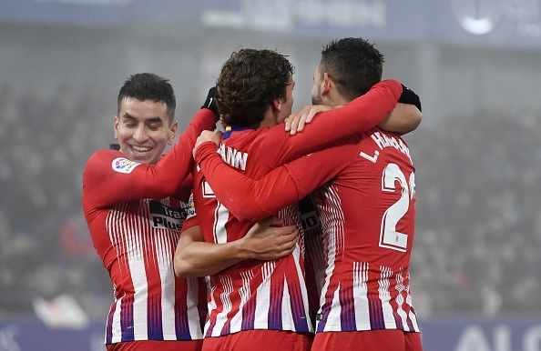 He showed loyalty to Atleti