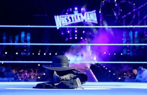 Image result for undertaker wrestlemania gear