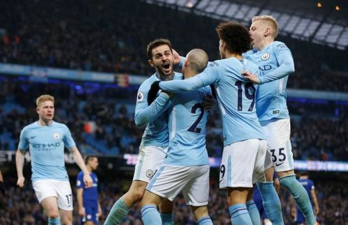 Manchester City hammered Chelsea by six goals to nil