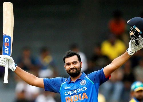 Rohit Sharma has smashed 12 fours in a T20I innings twice