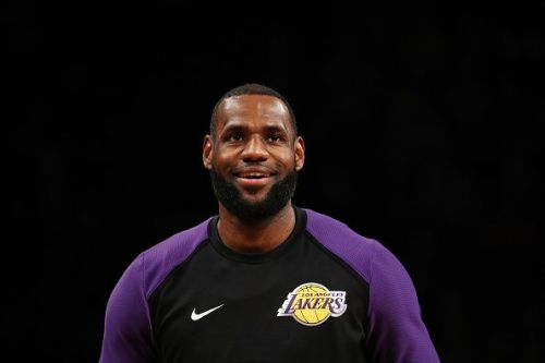 LeBron James will once again be the captain of his side