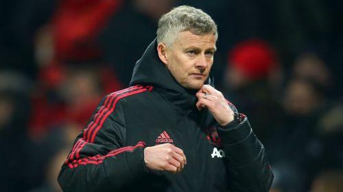 Manchester United manager, Ole Gunnar Solskjaer.