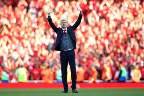 Arsene Wenger is Arsenal's most successful and longest serving manager