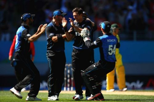 Boult won the Man of the Match award for his performance