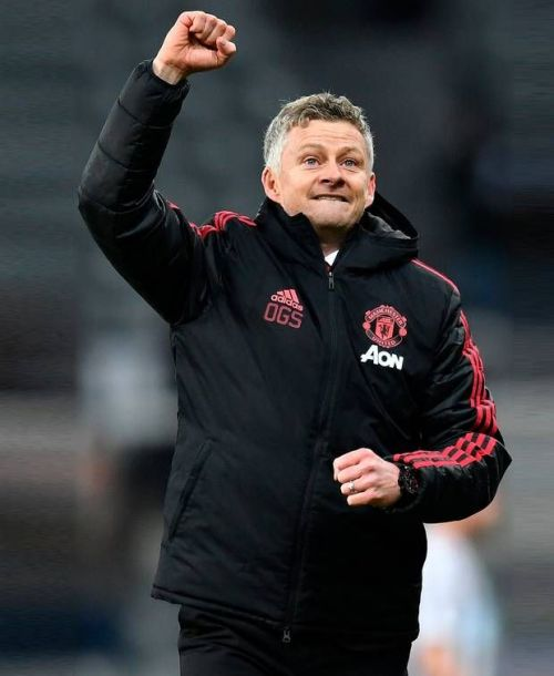 Solskjaer has performed admirably