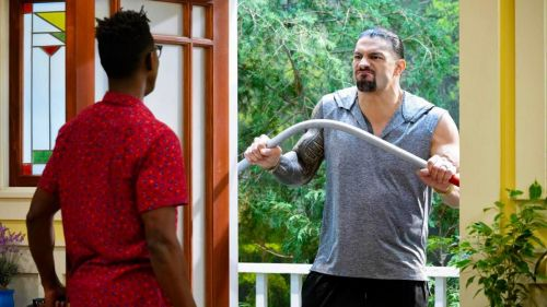 Roman Reigns seems to be carving out quite the acting career