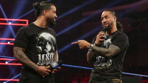 The Usos have been on the WWE main roster for nearly a decade. They might not stick around much longer
