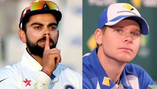Virat Kohli is more in the Ganguly mode when it comes to confronting the Aussies