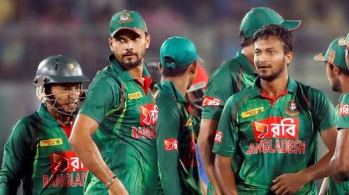 Bangladesh will aim to end their ODI drought in New Zealand.
