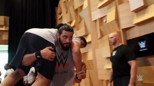 Gurjar is committed to becoming WWE's breakout star
