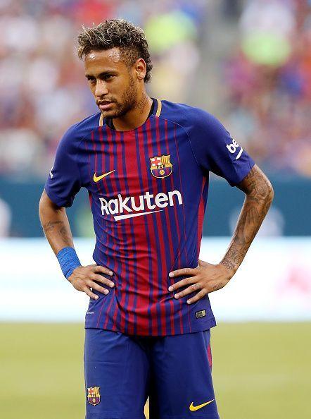 Neymar had a good four year spell at Barcelona